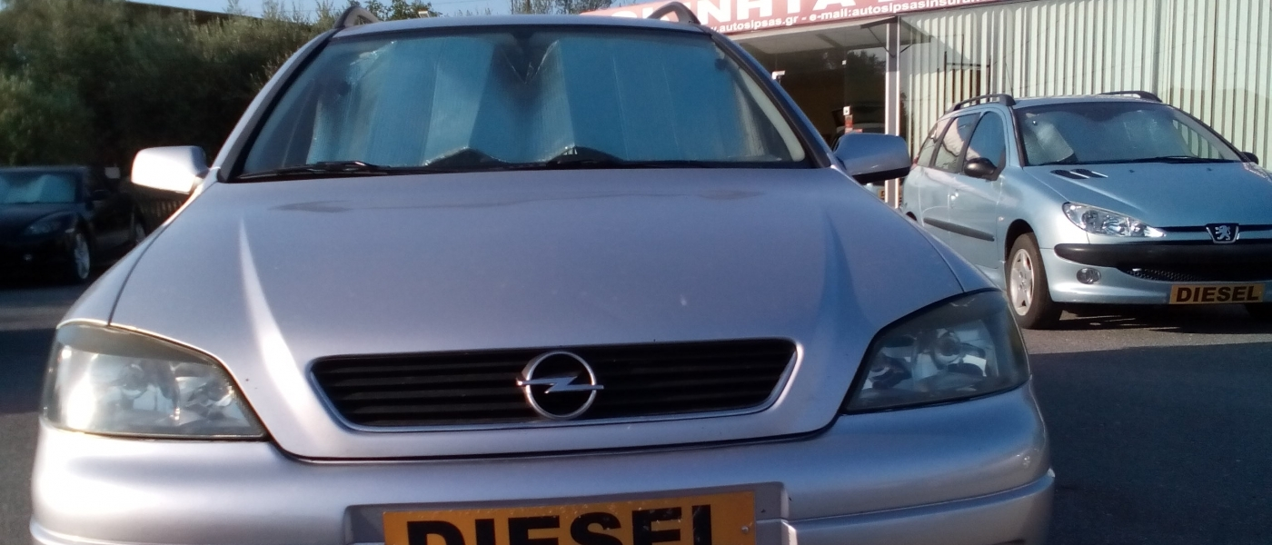 opel astra s..